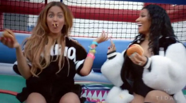 976cc06c282 Nicki Minaj and Beyoncé s