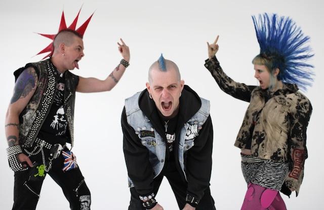 punker rock