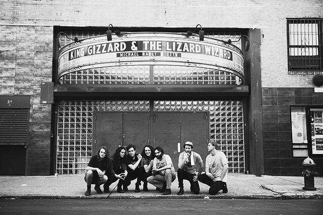King Gizzard & the Wizard Lizard