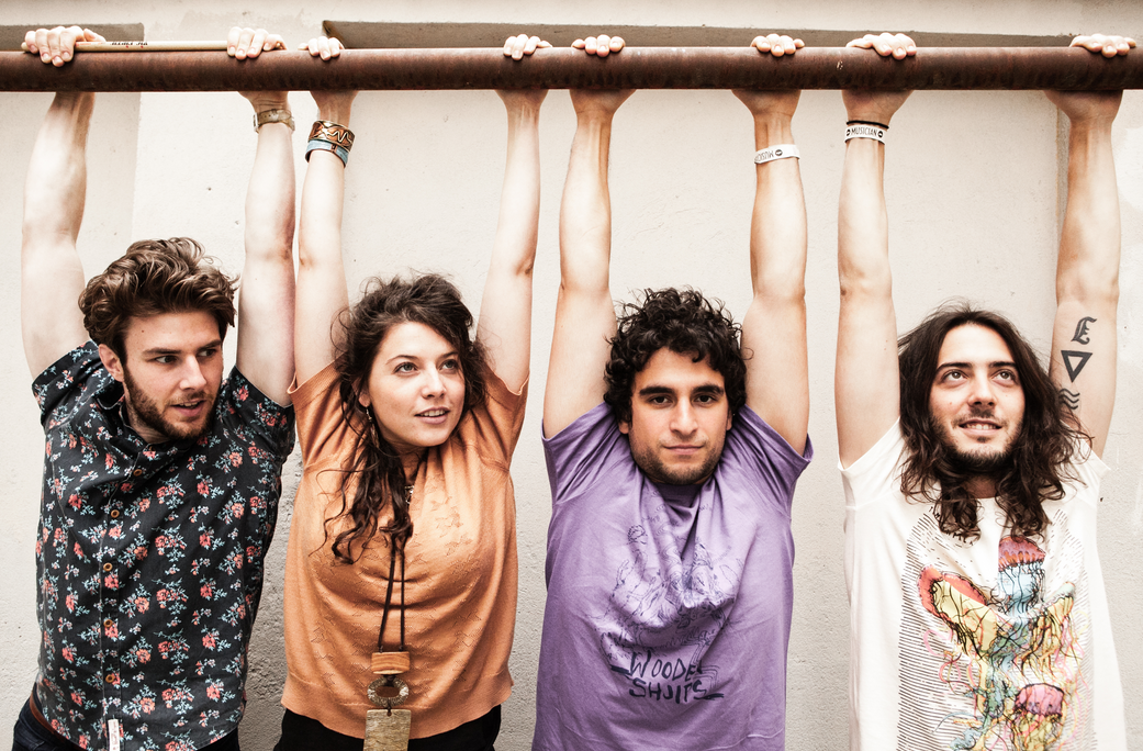 Stream Cristobal and the Sea's Debut LP 'Sugar Now'