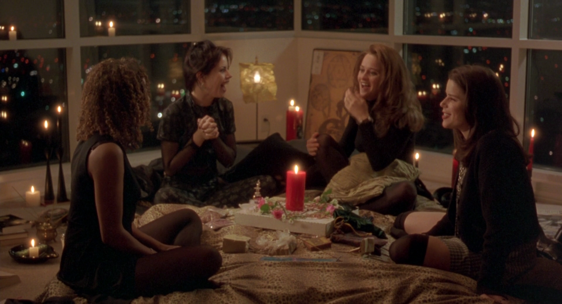 Sabrina The Teenage Witch Bedroom Witches And Rebellious Women Why The Craft Continues To Kick