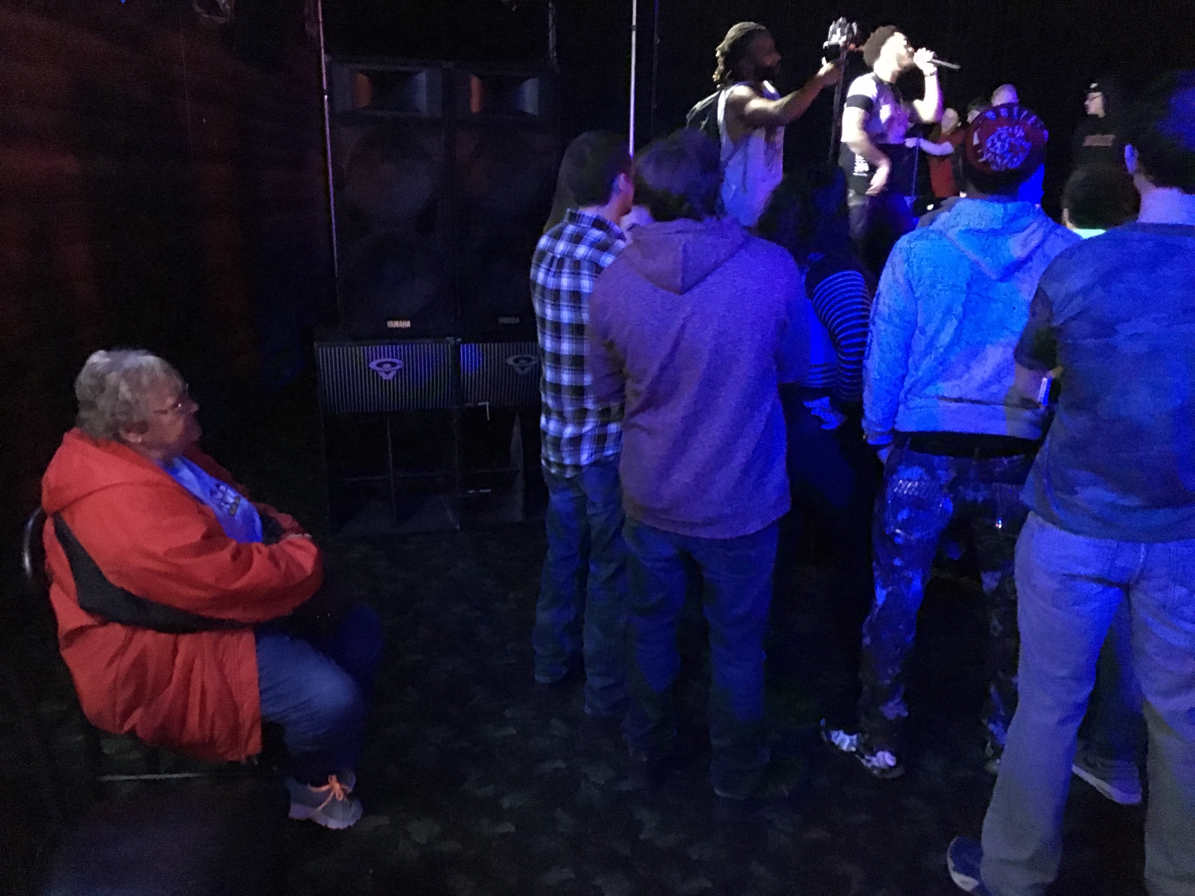 VICE's Noisey: Slim Jesus Played for 30 People at a Kentucky Strip Club –  Atomic Workshop