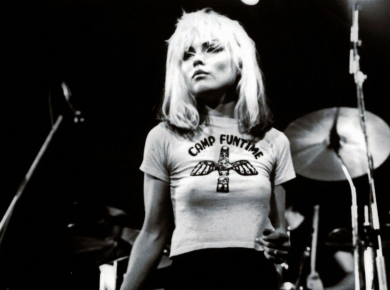 Debbie Harry in 1977