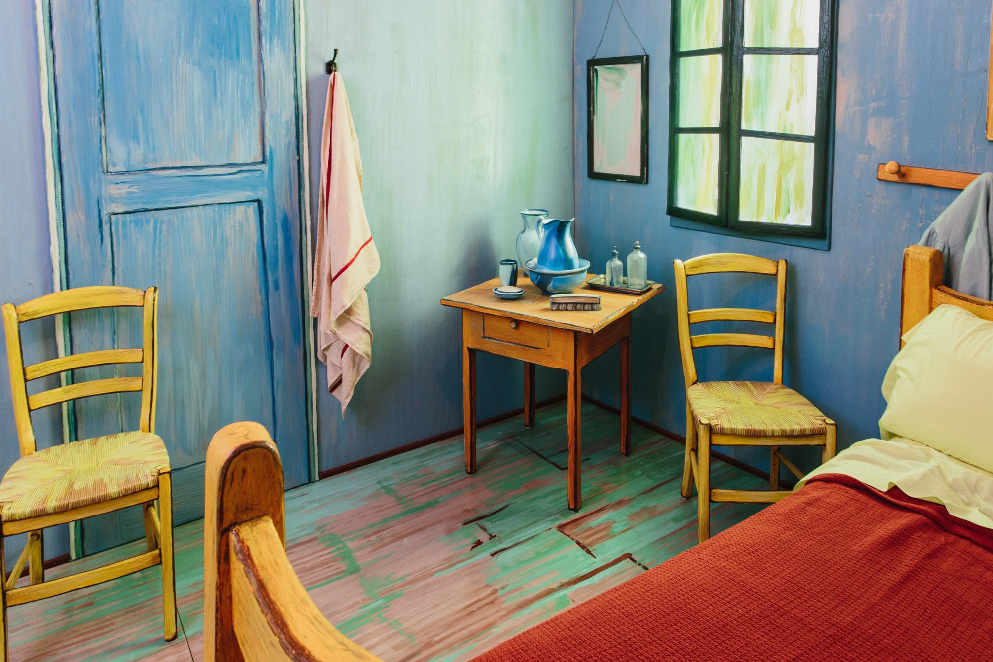 im wohl künstlerischsten airbnb aller zeiten könnt ihr in van