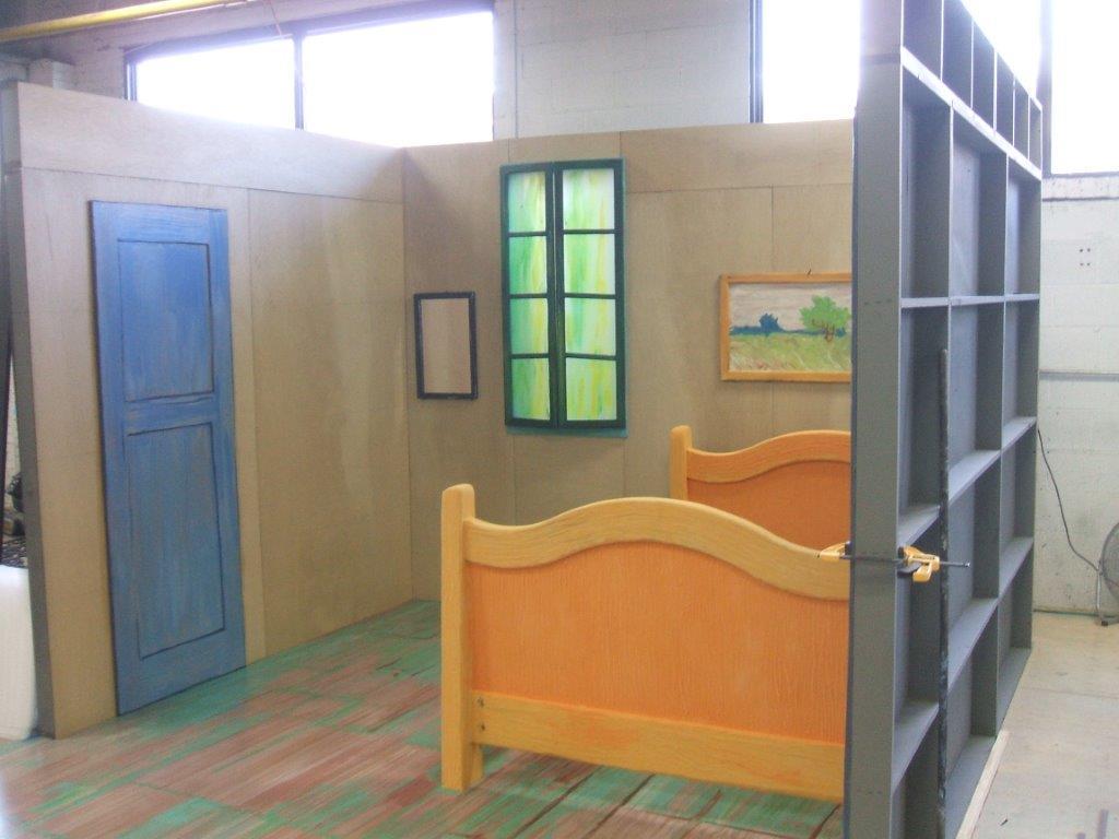 Van Gogh Bedroom | How Van Gogh S Bedroom Was Rebuilt As A Living Masterpiece Vice