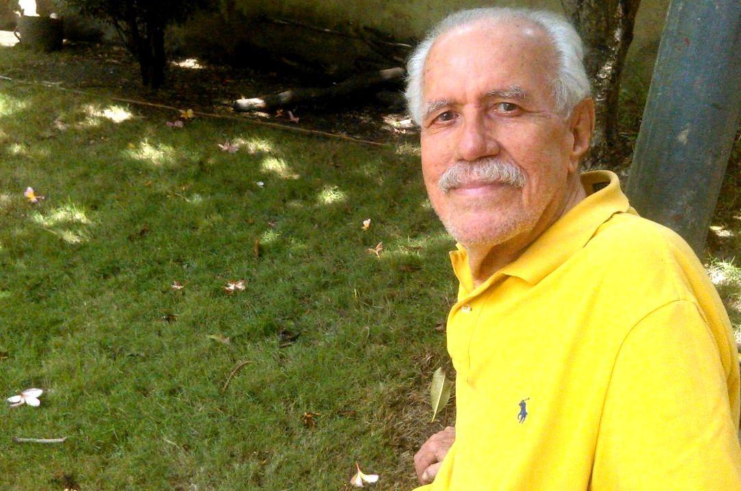 Perucho Conde, foto reciente