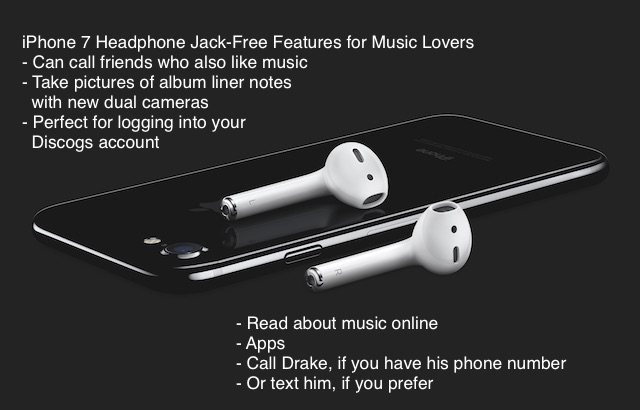 The Noisey Guide to the New Headphone Jack-Free iPhone 7 - VICE