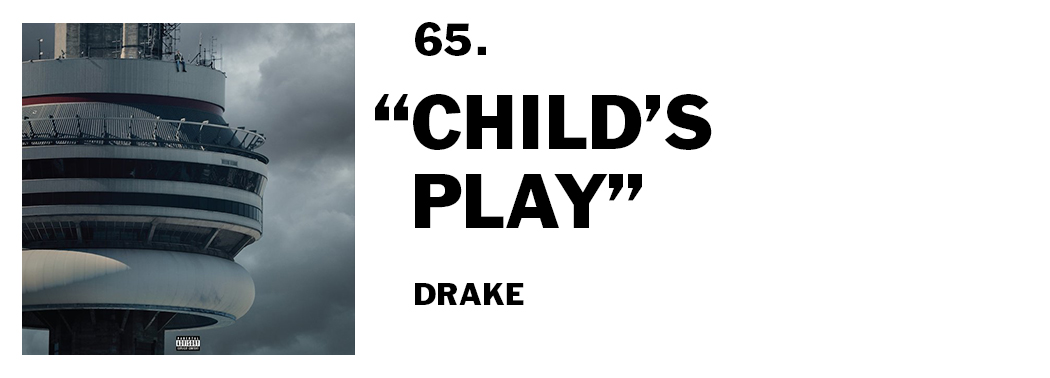 Childs Play Like All Great Drake Songs Is Powerful In How It Recalls Facets Of The Toronto Spirit This Case Cities Love Basketball